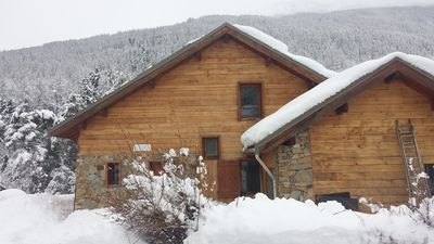 Photo for CHALET PARTY 4/5 PEOPLE SERRE CHEVALIER