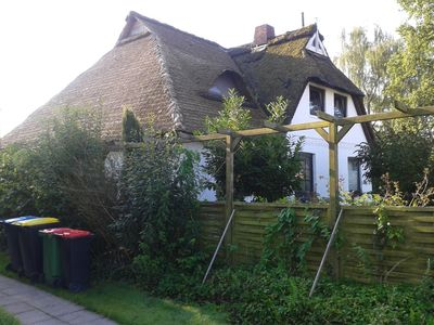 Photo for Apartment in this thatched house near the Elbe