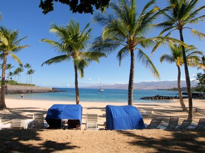 Photo for Spacious Villages at Mauna Lani 3Bed, 3-1/2 Bath Townhome Close to Beach, Shops