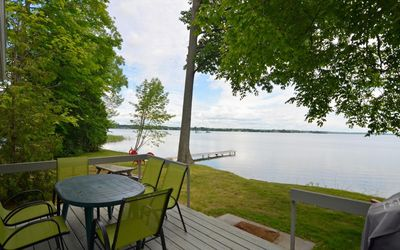 "Photo for Waterfront Cottage ""Bayside Retreat"" Milford,  Prince Edward County, Ontario K0K 2P0"
