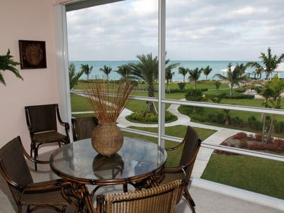 Photo for Beachfront with Custom interior and many upgrades - 7th Night FREE!