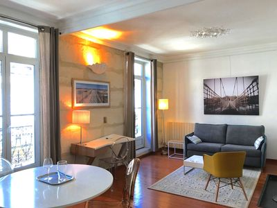 Photo for Nice big 2 rooms 60 m2 for 4 people in the historical center