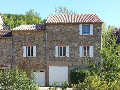 Photo for Renovated village house of 130m² for your stays in the countryside.