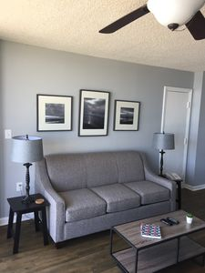 Photo for Newly renovated, modern, ocean front, prime location!  Walk to everything!