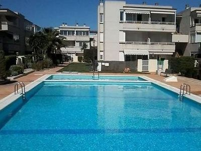 Photo for 2 bedroom Apartment, sleeps 5 in Vinaròs with Pool, Air Con and WiFi