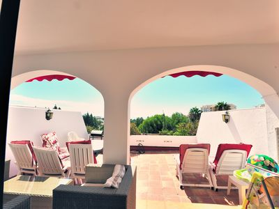 Photo for Fabulous villa with outstanding sea view. Near from all amenities