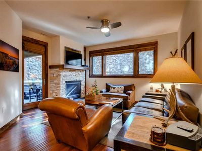Photo for 2-Bedroom Luxury Ski in, Ski out Condo with Private Hot Tub