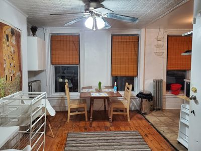 Photo for Park Slope Sun filled Cozy 1 bedroom apartment
