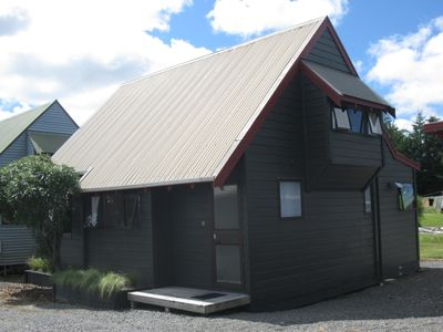 Photo for National Park Chalet. A perfect base for the Tongariro Crossing and cycling trai