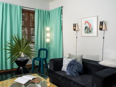 Photo for Vibrant 1BR in South Beach - One Bedroom Apartment, Sleeps 4