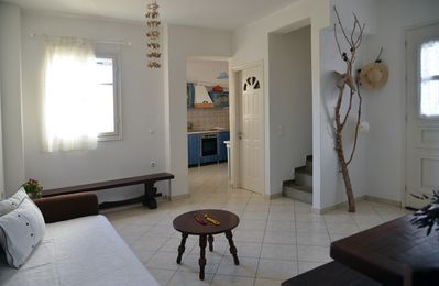 Photo for 2BR Villa Vacation Rental in Kythnos, Cyclades