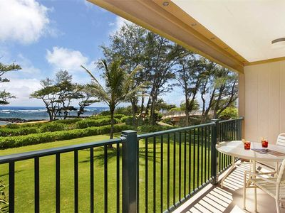 Photo for 2 Bedroom Oceanfront Condo on the Coconut Coast