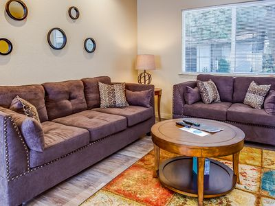Photo for Fresno 104 Garden Oasis Contemporary Apt with Pool