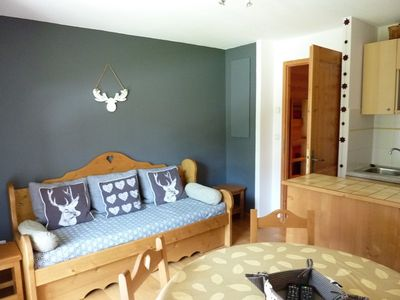 Photo for TER-CERF-16 : Appartment 2 rooms, nice decoration
