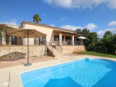 Photo for Sa Galera - Country house for 6 people in Cas Concos