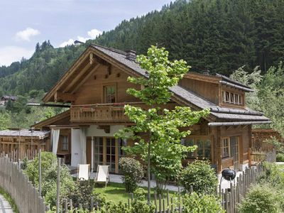 "Photo for ""Lärchen-Alm"" 96 m² - holiday village Holzleb'n"