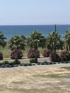 Photo for Spacious 2 bed flat, 300 from the beach in Larnaca , Cyprus