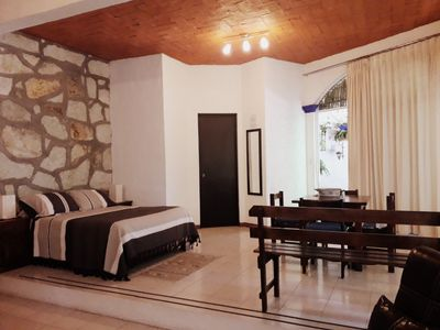 Photo for VILLA OAXACA: LOVELY ACCOMMODATION AND OUTSIDE THE CONVENTIONAL