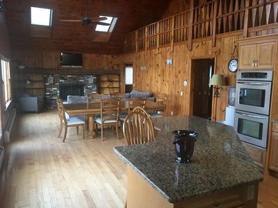 Photo for Lakefront vacation rental near Saratoga race track
