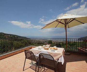 Photo for 2 bedroom Villa, sleeps 6 in Piano di Sorrento with Pool, Air Con and WiFi