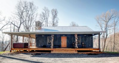 Photo for Silent Night; Private cabin with Mountain Views, Hot Tub and Fire Pit!  Marshall & Mars Hill