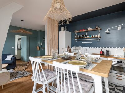Photo for Le Cosy Breizh - One Bedroom Apartment, Sleeps 4