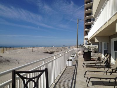 Photo for Beachfront Condo in Margate, NJ, Available --JULY 2019 ($8,000) for the MONTH