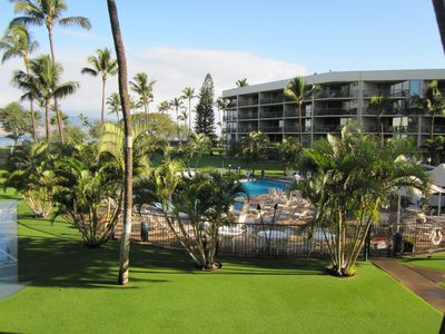 Photo for Direct Oceanfront 1,131sf Condo 2 Bedroom, 2 Bath