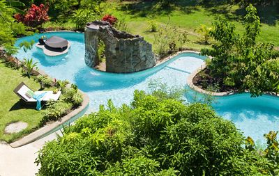 Photo for Relaxing and Comfortable Villa, Landscaped Tropical Gardens, Swimming Pool, Internet, Bar