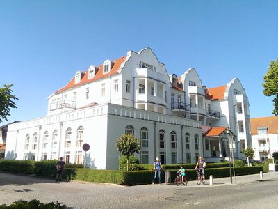 Photo for Miramare with sauna in the Ostseeallee (object 23) - Miramare - 23-08 with W-LAN