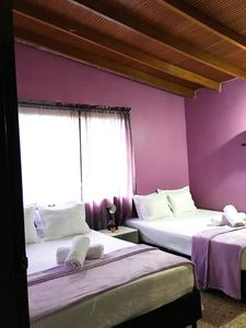 Photo for PRIVATE ROOM TWO DOUBLE BEDS 4 PEOPLE LAURELES!
