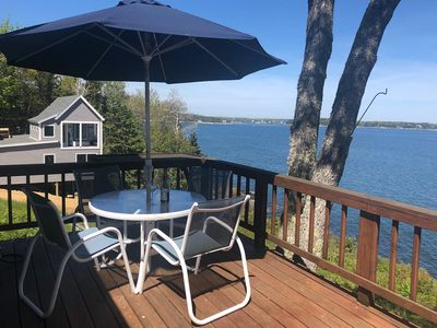 Photo for East Boothbay Ocean Front Retreat
