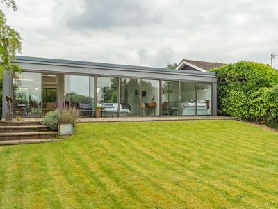Photo for An iconic property with a mix of contemporary fixtures and retro furnishings.