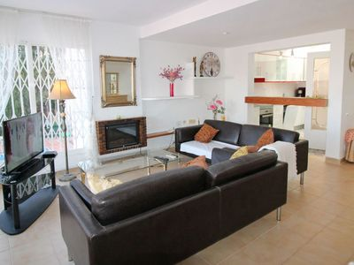 Photo for Vacation home Mar y Montaña in Benidorm - 5 persons, 3 bedrooms