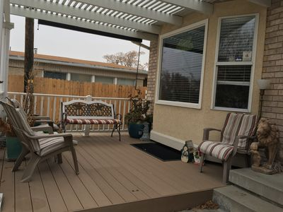 Photo for Clean Centrally Located Basement Apartment, Fully Loaded Unit