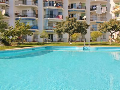 Photo for 1018 Apartment Almijara - Apartment for 4 people in Nerja