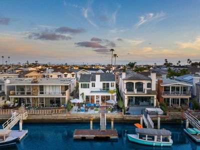 Photo for Bayfront Home | Private Dock & Short walk to Balboa Peninsula  ❤︎ by AvantStay