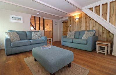 Photo for CAREFREE COTTAGE, pet friendly in Mevagissey, Ref 960166