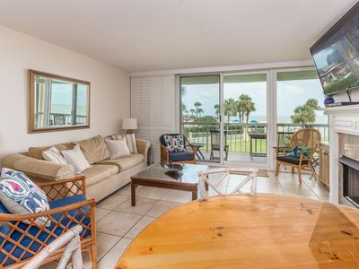 Photo for King & Prince Oceanfront South Villa