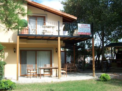 Photo for Villa by the Riverside, Beautiful River View, Steps Away from Dalyan Town Centre