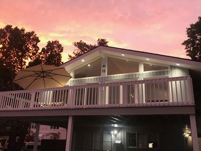 Photo for SUNSETS IN OCEAN BEACH PARK: 6 QUEEN BEDS WITH $1MILLION VIEW OF THE ATLANTIC!