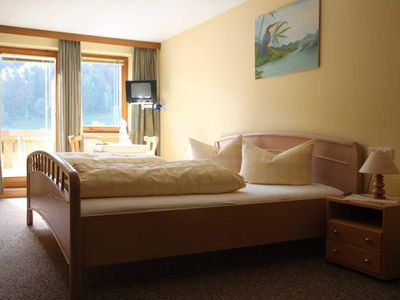 Photo for Double room with balcony - Landhotel Albrecht
