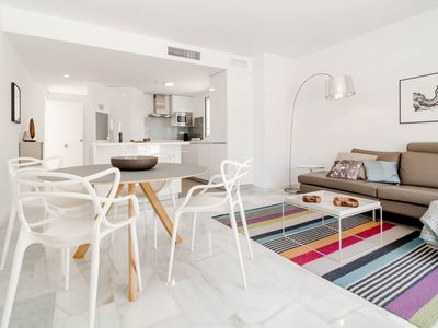 Photo for IVY4 - Charming Duplex near Puerto Banus - Apartment for 4 people in Nueva andalucia