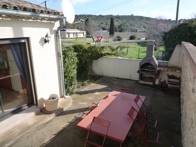 Photo for 2BR Cottage Vacation Rental in Lagrasse, Occitanie