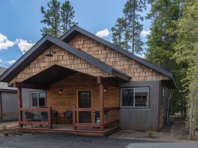 Photo for Burnt Hole-Sleeps 4, In Town, 5 blocks from Yellowstone Nat. Park