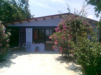 Photo for private garden house in marathon 1,3km from the sea, beach 40km from the center of Athens