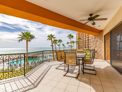 Photo for Sonoran Sea SSE 206 Amazing 2 Bed 2 Bath Upper Floor