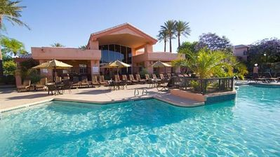 Photo for FLASH SALE! Spacious 2BR w/ WiFi, Resort Pool & More!