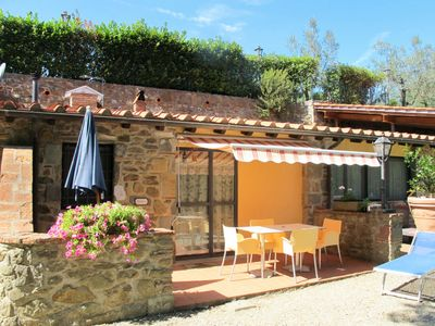 Photo for Vacation home La Fornace (LOF203) in Loro Ciuffenna - 4 persons, 1 bedrooms