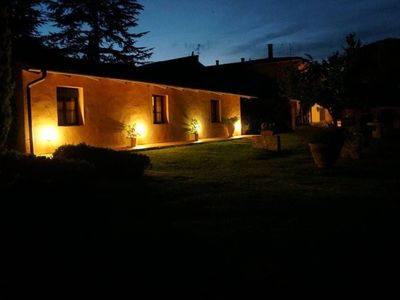 Photo for Agriturismo Il Sole Verde - family hospitality in the Sienese countryside